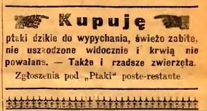 Nowiny Stanisławowskie - czasopismo ekonomiczno-społeczne, rok 1895, nr 1