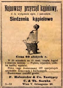 Urzędnik w Połączeniu z Prawnikiem,  10 lutego 1882, nr3