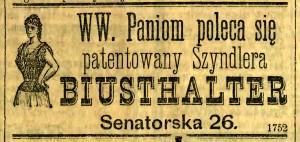 Kurjer Warszawski, rok 1897, nr 358