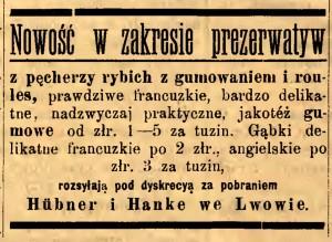 Tygodnik Rzeszowski, rok 1886,  nr 33