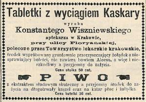 Nowy Kuryer Polski. rok 1893, nr 1