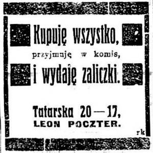 Dziennik Wileński,  (22 października 1918), nr 241