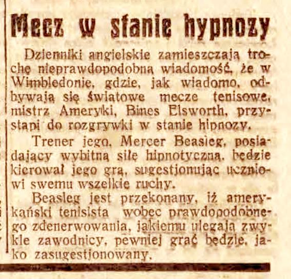 Express Niedzielny Ilustrowany 1933