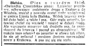 Głos Śląski - 14 maja 1918