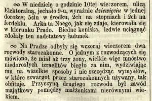 Kurjer Warszawski red. W. Szymanowski (nr. 2)
