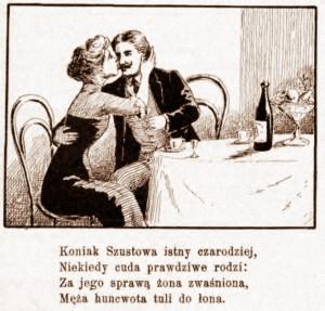 Mucha  - rok 1911, nr.38
