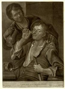 Valentin Daniel Preisler (1717-1765) Data powstania dokumentu - 1745