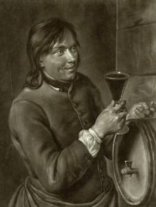 Valentin Daniel Preisler (1717-1765);  Data powstania dokumentu - 1745