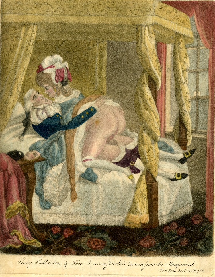 William Ward - około roku 1787