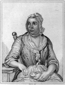 Mary Toft z dziecięciem