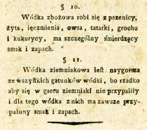 Gorzelnik i piwowar doskonały - Cz. 1 O pędzeniu wódki prostéy, rok 1809