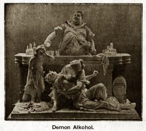 Przyszłość dla Ludu- miesięcznik poświęcony walce z alkoholizmem, rok 1905, nr.5