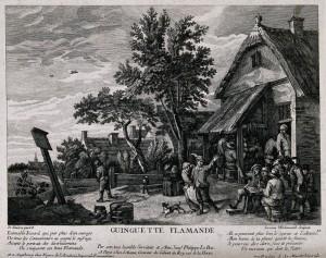 J. Wachsmuth - połowa XVIII wieku