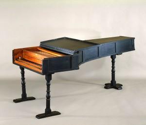 Najstarszy zachowany fortepian - Bartolomeo Cristofori - 1720 r.