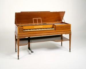 Fortepian - John Broadwood & Sons - 1797 r.