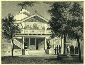 Teatr Alkazar - Bronisław Podbielski - 1881