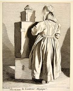 Latarnia magiczna - Chaumont  1737