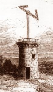 Wieża telegraficzna Chappe'a