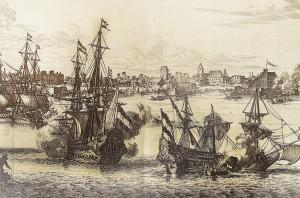 Spotkanie biznesowe - 1746 r.