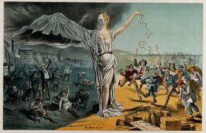 Wolny Rynek - Tom Merry - 1885 r.