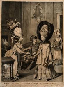 Wizyta - 1778