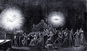 Straszliwe Fantasmagorie z roku 1797